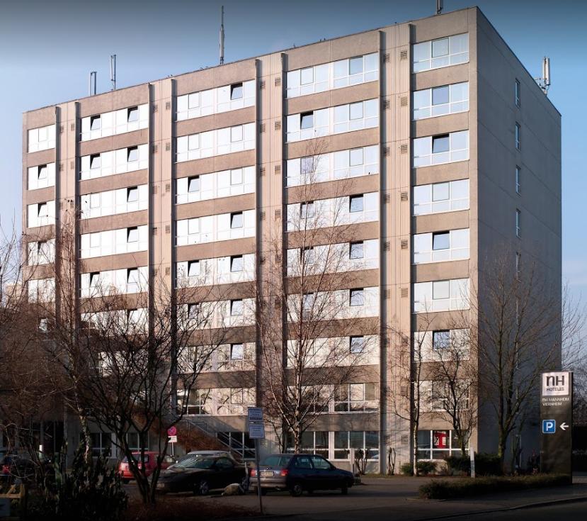 Hotel NH Mannheim Viernheim.PNG