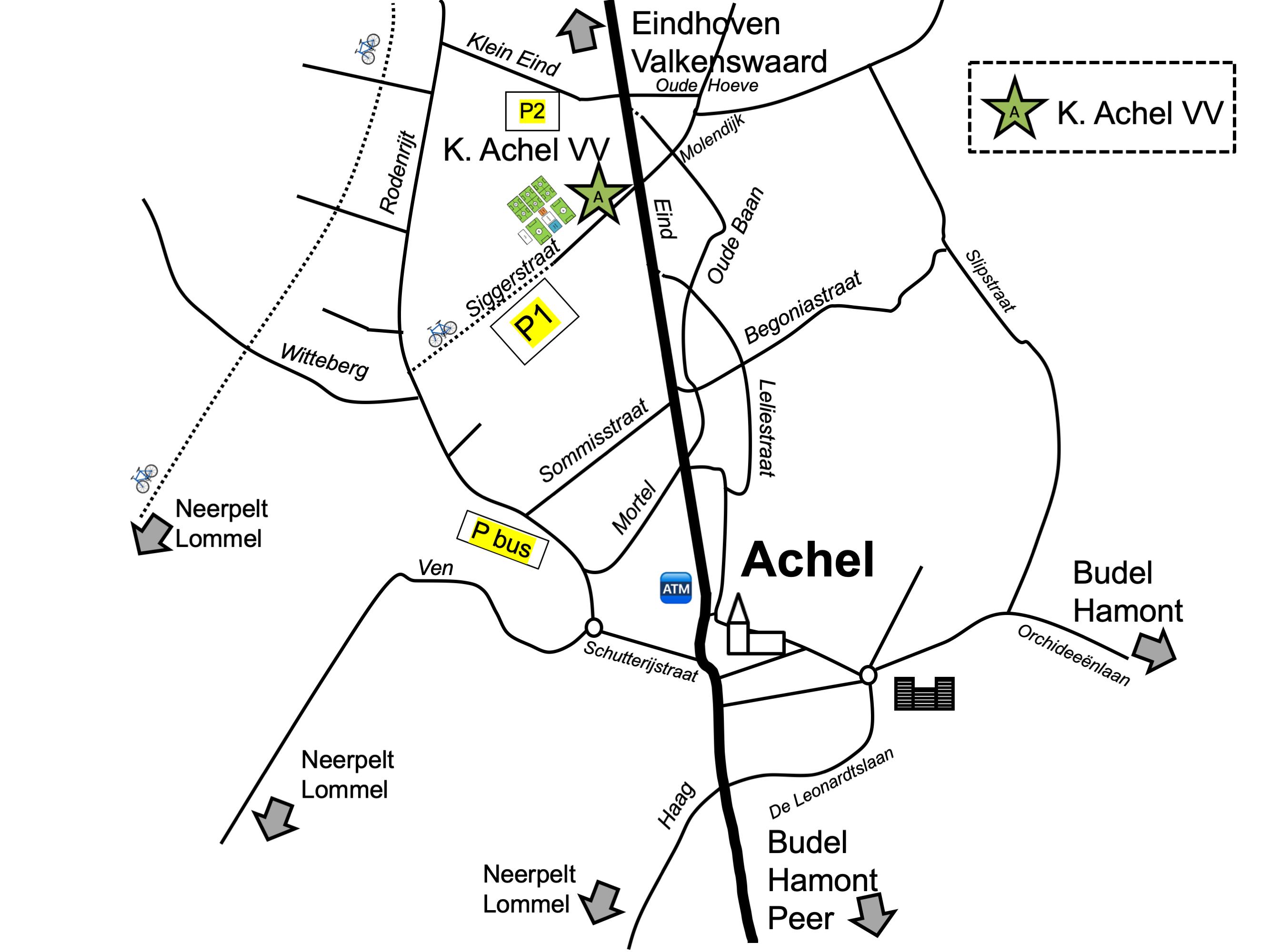 Euro-Cup Locatie Achel
