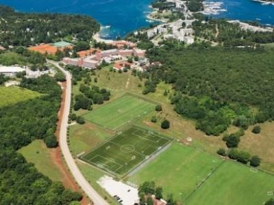 Zelena Laguna pitches