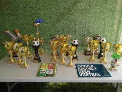 Sirene Cup - for every player a UEFA medal