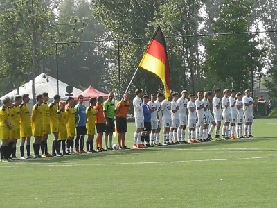 Sirene Cup - ready for anthem Germany